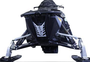 Skinz NXT LVL Underhood Goggle Glove Bag For Polaris AXYS Chassis NXGB800-BK