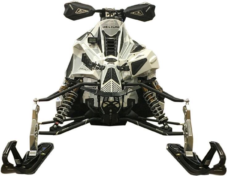 C/&A Pro Ski Mounting Kit Yamaha Arctic Cat 2012-2021 ZR F XF M ProCross ProClimb