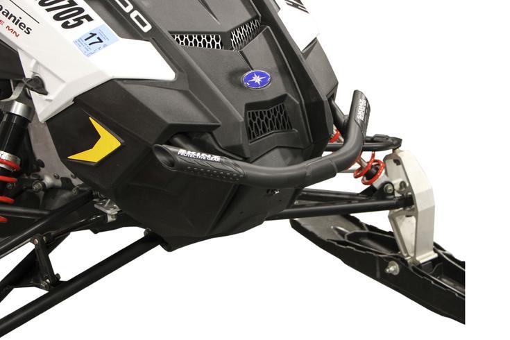 NEW SKINZ ChromAlloy Custom Aluminum Bumpers Matte Black PFB350-FBK