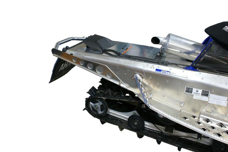 Skinz protective gear for Yamaha nytro tunnel